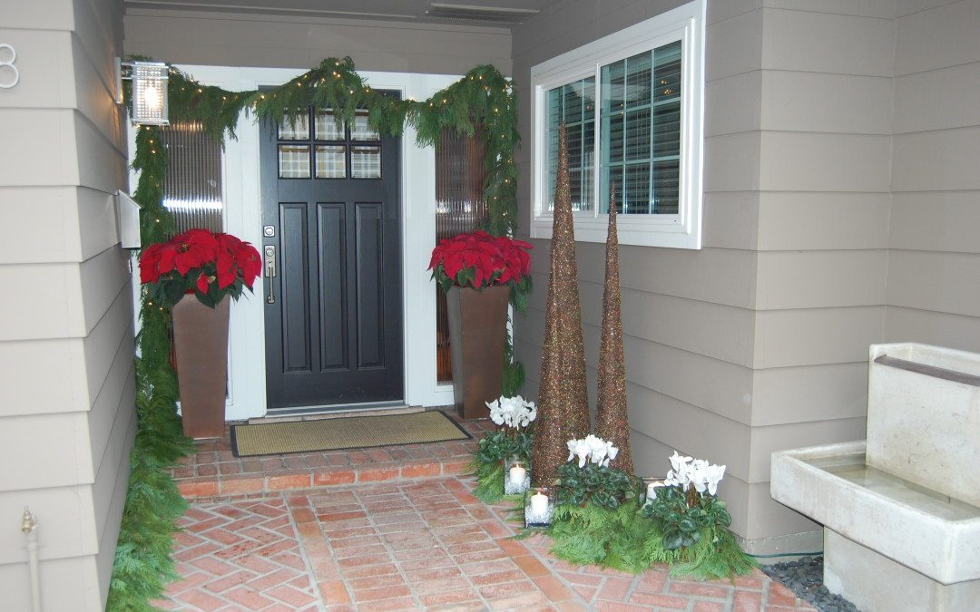 Decking the Halls, AND the Front Porch