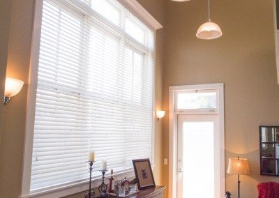 Blinds for soaring ceilings