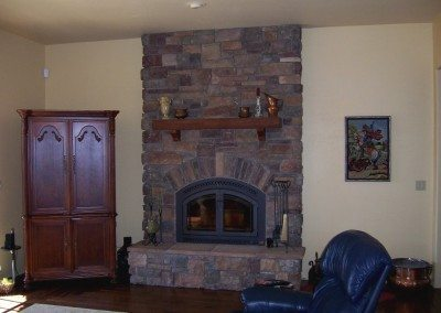 Fireplace Design, Lambert Lakes Sonora