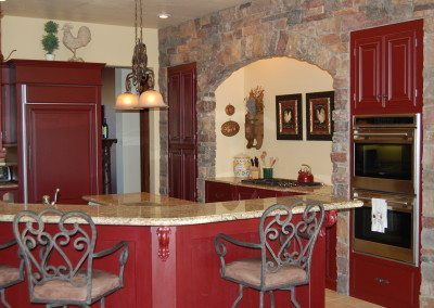Sonora French Country Kitchen