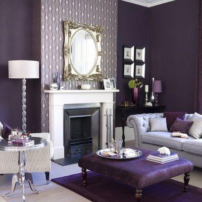 One Room, One Color ~ Monochromatic Design