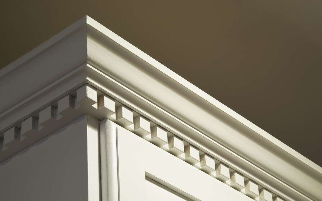 How to measure for crown molding